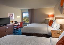 拉斯維加斯機場費爾菲爾德酒店 - 拉斯維加斯 - 臥室