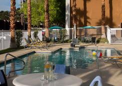 拉斯維加斯機場費爾菲爾德酒店 - 拉斯維加斯 - 游泳池
