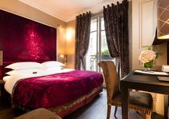 戰神艾菲爾酒店 - 巴黎 - 臥室