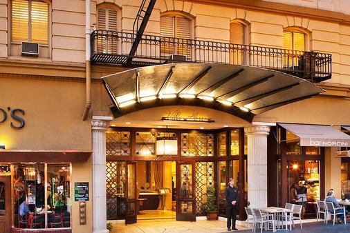 佛羅倫薩別墅酒店 - 三藩市 - 建築