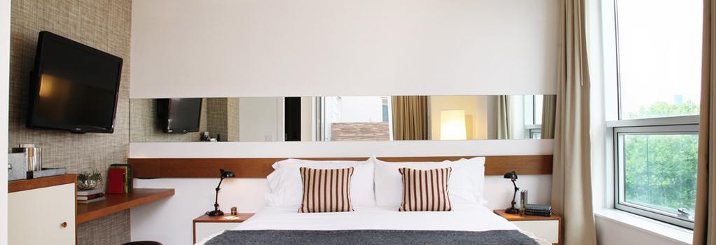 McCarren Hotel & Pool - 布魯克林 - 臥室