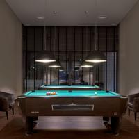 Olympic Palace Resort Hotel & Convention Center Billiards