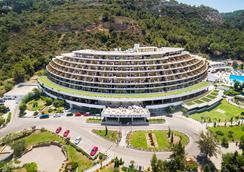 奧林匹克皇宮酒店 - Ialysos - 室外景