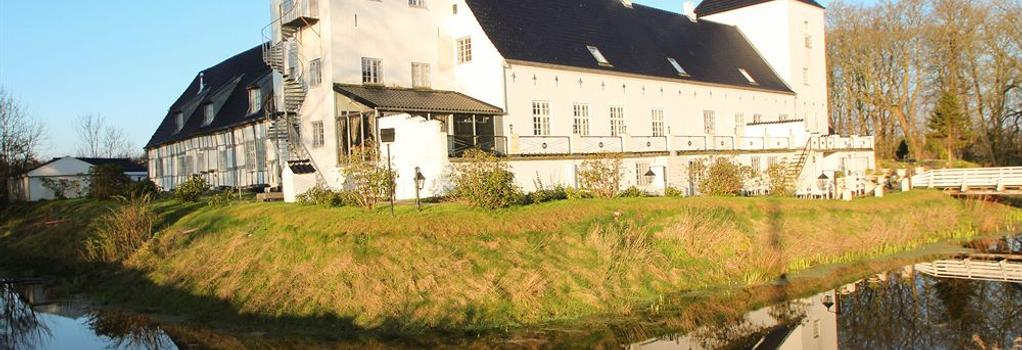Vraa Slotshotel - 奧爾堡 - 建築