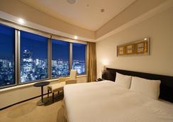 東京帕克酒店 - 東京 - 臥室