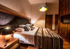 圖普樂瓦公寓酒店 - Krakow - 臥室