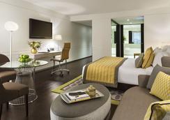 埃菲爾鐵塔拉克萊芙圖爾酒店 - 巴黎 - 臥室