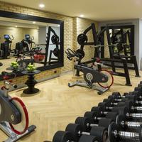 La Clef Tour Eiffel Fitness Facility