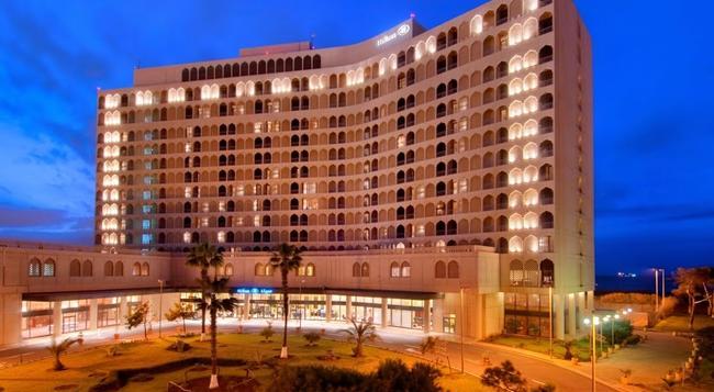 Hilton Alger - 阿爾及爾 - 建築