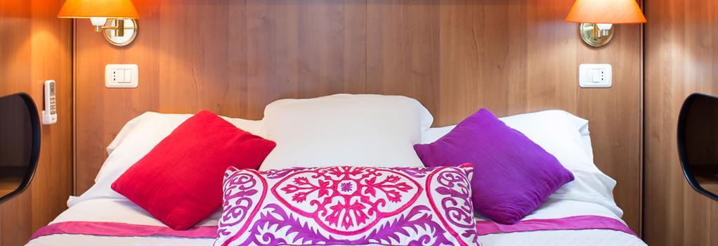 Hotel Ivanhoe - 羅馬 - 臥室