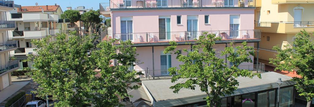Hotel Maria Serena - 里米尼 - 建築