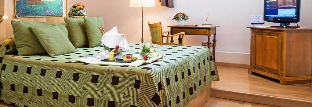 Hotel Terranobile Metaresort - 巴里 - 臥室