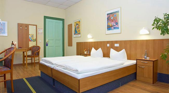 Juncker's Hotel Garni - 柏林 - 臥室