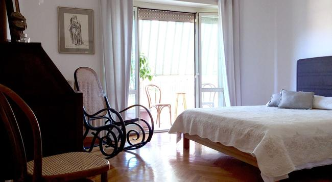Felice B&B Monteverde Vecchio - 羅馬 - 臥室