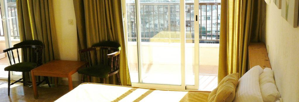 Hotel Lis - 帕爾馬 - 臥室