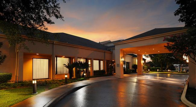 Courtyard by Marriott Houston Hobby Airport - 休斯頓 - 建築