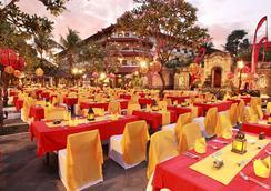 巴厘島蜃景海水浴度假酒店 - South Kuta - 餐廳