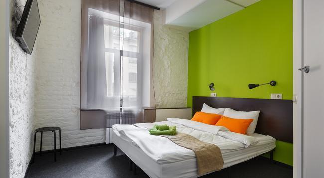 Station Hotel M19 - 聖彼得堡 - 臥室