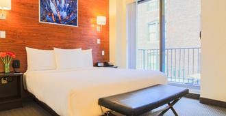 紐約萊克斯酒店 - 紐約 - 臥室
