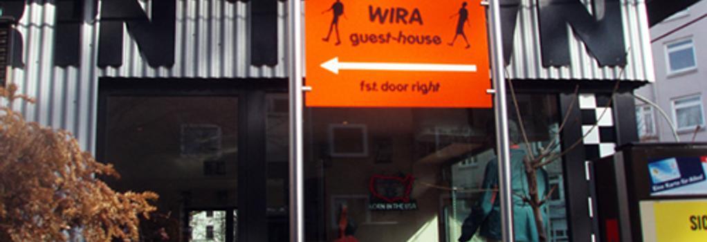 Wira Guesthouse 25a - 漢堡 - 建築