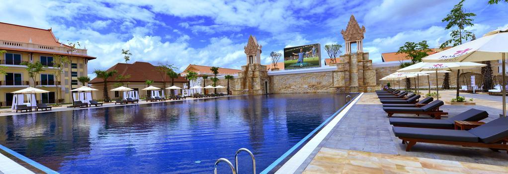 Sokha Siem Reap Resort & Convention Center - 暹粒 - 建築