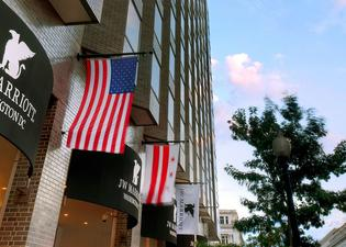 華盛頓特區JW萬豪酒店