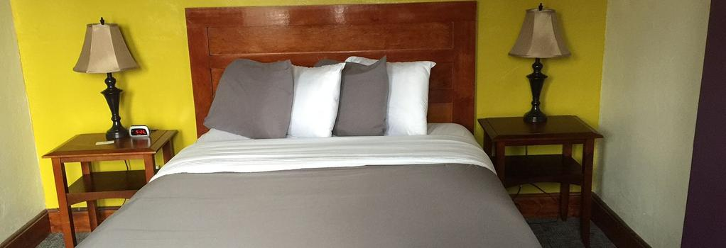 The Miner's Boutique Hotel - 巴提 - 臥室