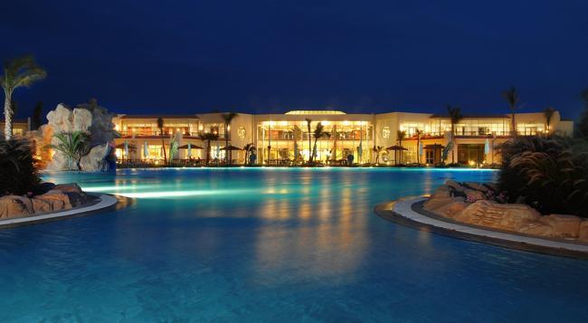 Hilton Sharks Bay Resort - Sharm el-Sheikh - 建築