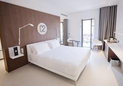 C2酒店 - 馬賽 - 臥室
