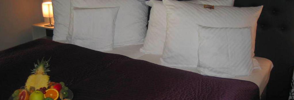 Hotel Ambassador-Berlin Grünau - 柏林 - 臥室