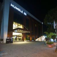 Humble Hotel Amritsar Hotel Front - Evening/Night