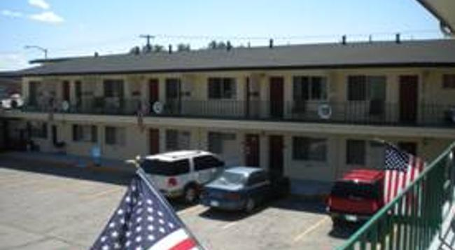 Western Inn Motel - Billings - 建築
