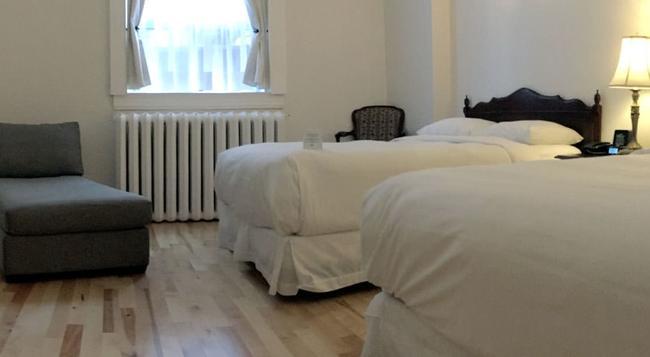 Hotel Ambrose - Montreal - 臥室