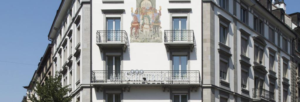 Hotel Scheuble - 蘇黎世 - 建築