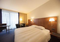 布魯塞爾絲綢伯萊蒙特酒店 - 布魯塞爾 - 臥室