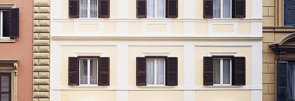 The Bailey Hotel - 羅馬 - 建築