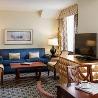 Francis Marion Hotel Living Area