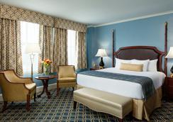 弗朗西斯馬里恩酒店 - 查爾斯頓 - 臥室