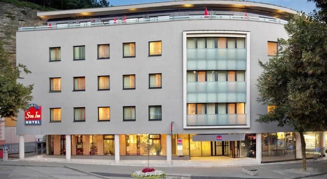 Comfort Hotel, Star Inn Salzburg - 薩爾斯堡 - 建築