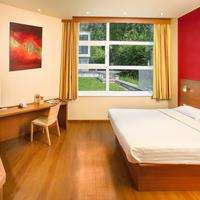 Comfort Hotel, Star Inn Salzburg Guestroom