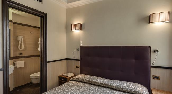 Hotel Borromeo - 羅馬 - 臥室