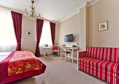 恰內爾公寓酒店 - Rzeszow - 臥室