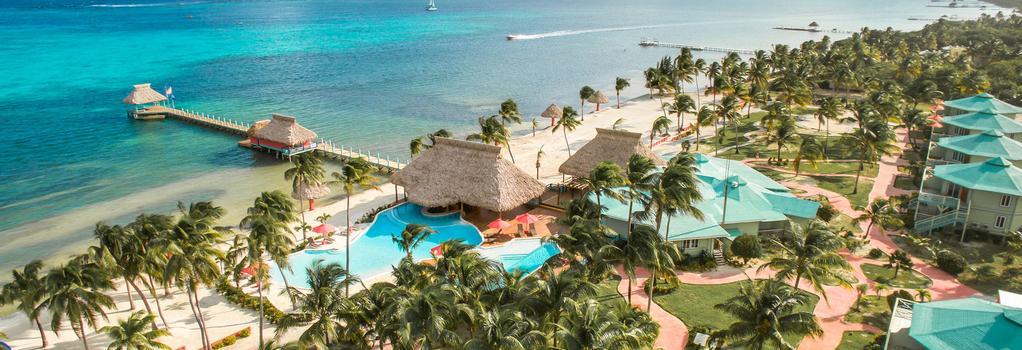 Costa Blu Dive & Beach Resort - 聖佩德羅 - 室外景