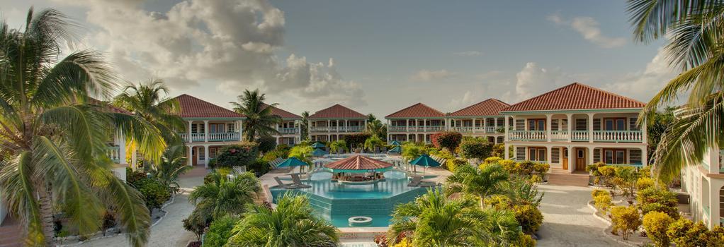 Belizean Shores Resort - 聖佩德羅 - 建築