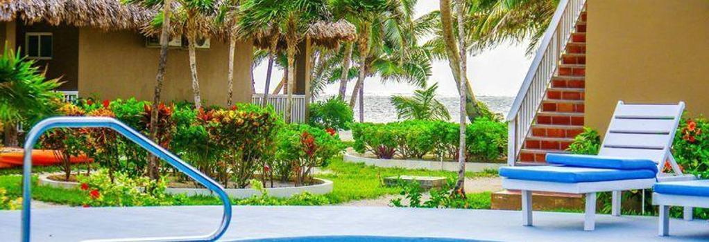 Sapphire Beach Resort - 聖佩德羅 - 游泳池