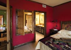 The Lodge at Buckberry Creek - 加特林堡 - 臥室