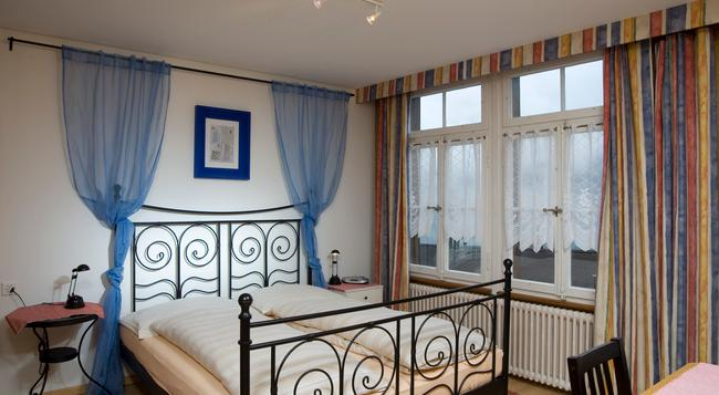 Swiss Lodge Hotel Bernerhof Wengen - Wengen - 臥室