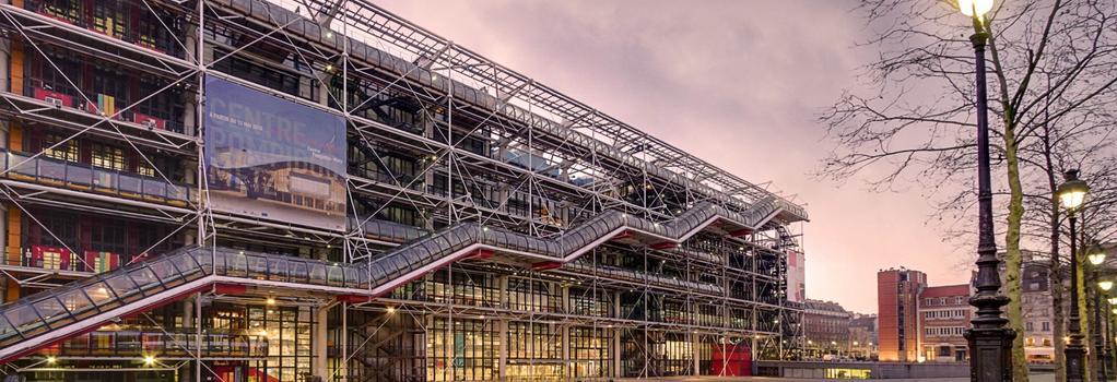 Hotel Beaumarchais - 巴黎 - 建築