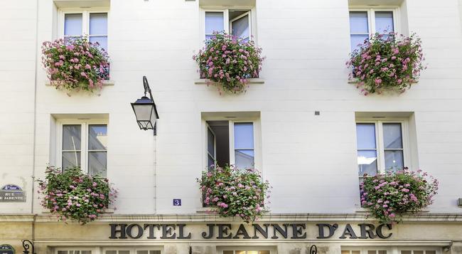 Hôtel Jeanne d'Arc Le Marais - 巴黎 - 建築