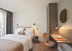 歐特羅B01酒店 - 慕尼黑 - 臥室